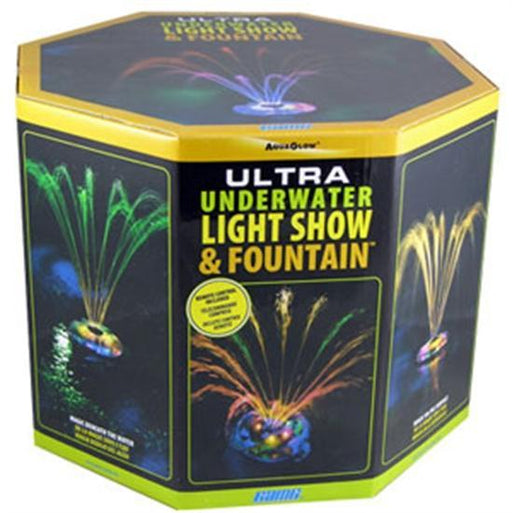 Game Underwater Light and Fountain Show - Small-Aqua Supercenter Outlet - Discount Swimming Pool Supplies