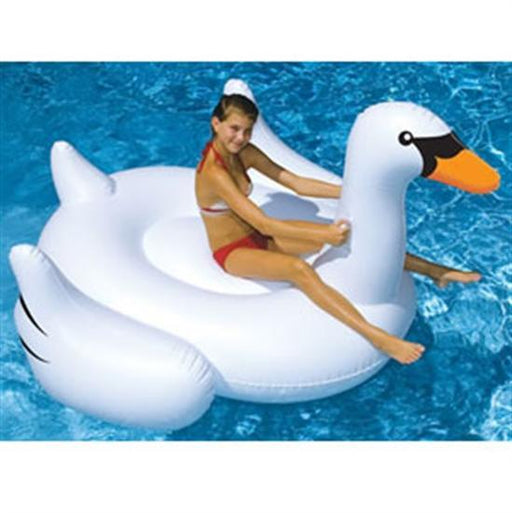 Giant Ride-On Swan-Aqua Supercenter Outlet - Discount Swimming Pool Supplies