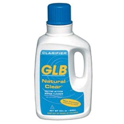 GLB Natural Clear Pool Clarifier 4 Gallons-Aqua Supercenter Outlet - Discount Swimming Pool Supplies