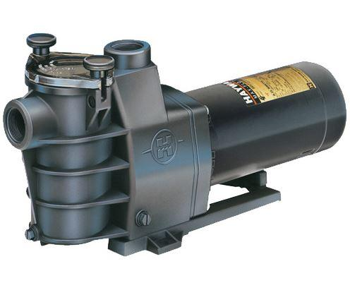 Hayward MaxFlo 1 HP Single Speed Pool Pump - SP2807X10-Aqua Supercenter Pool Supplies