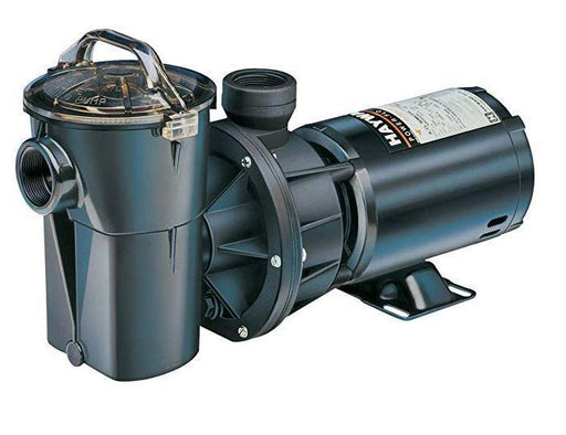 Hayward PowerFlo II .75 HP Single Speed Pool Pump - W3SP1775-Aqua Supercenter Pool Supplies