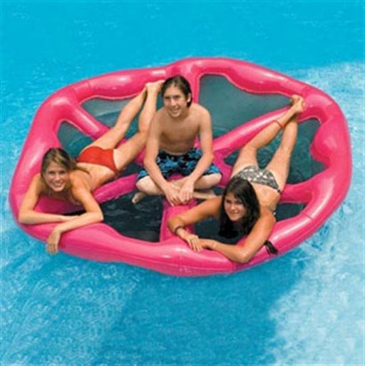 Inflatable Pizza Party Float-Aqua Supercenter Outlet - Discount Swimming Pool Supplies