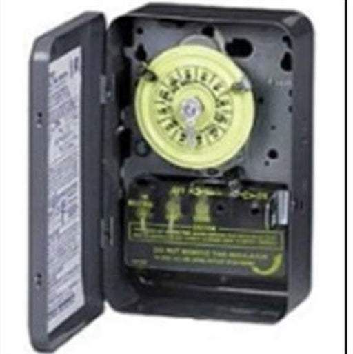Intermatic T101M Timer Mechanism Only 110V-Aqua Supercenter Outlet - Discount Swimming Pool Supplies