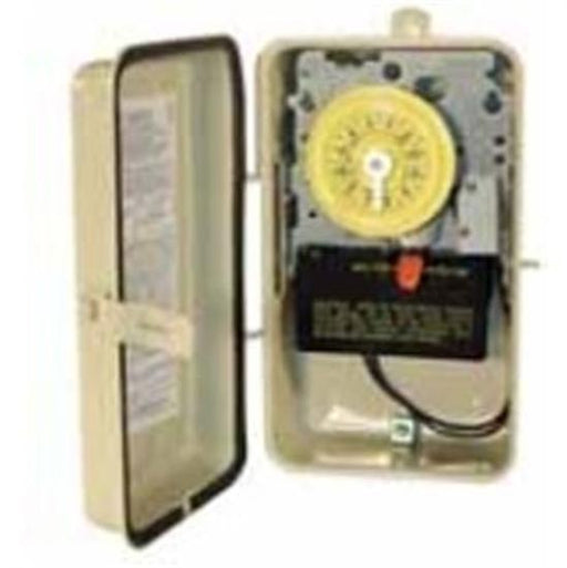 Intermatic T101R3 Timer Switch 110V - Metal Enclosure-Aqua Supercenter Outlet - Discount Swimming Pool Supplies