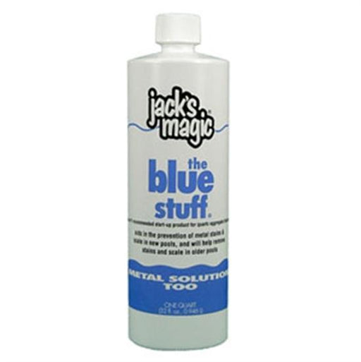 Jacks Magic The Blue Stuff - 6 quarts-Aqua Supercenter Outlet - Discount Swimming Pool Supplies