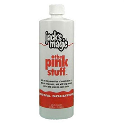 Jacks Magic The Pink Stuff 1qt-Aqua Supercenter Outlet - Discount Swimming Pool Supplies