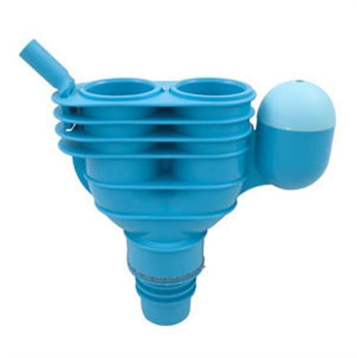 Kreepy Krauly New Style Swivel Assy Blue - K12056-Aqua Supercenter Outlet - Discount Swimming Pool Supplies