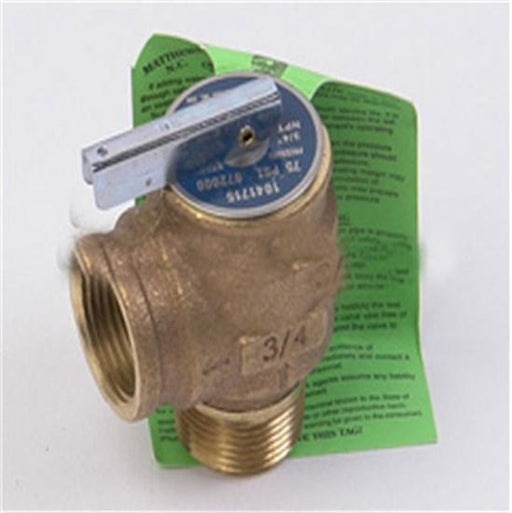 Laars Heater Valve-Aqua Supercenter Outlet - Discount Swimming Pool Supplies
