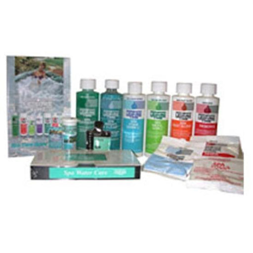 Leisure Time Deluxe Spa Care Kit Renew - 1 Kit-Aqua Supercenter Outlet - Discount Swimming Pool Supplies