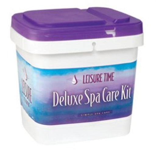 Leisure Time Deluxe Spa Care Kit Renew - 6 Kits-Aqua Supercenter Outlet - Discount Swimming Pool Supplies