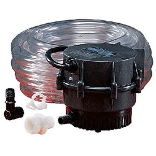 Little Giant Pool Cover Pump - 325GPH w- 20ft Hose-Aqua Supercenter Outlet - Discount Swimming Pool Supplies