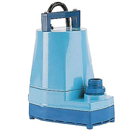 Little Giant Submersible Pump-Aqua Supercenter Outlet - Discount Swimming Pool Supplies