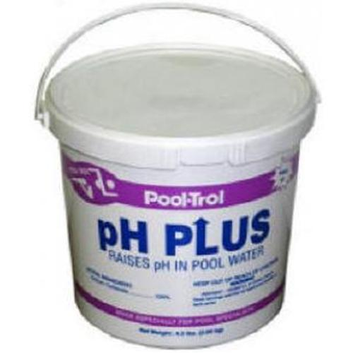Pool Care pH Plus pH Increaser - 10 lb Pail-Aqua Supercenter Outlet - Discount Swimming Pool Supplies