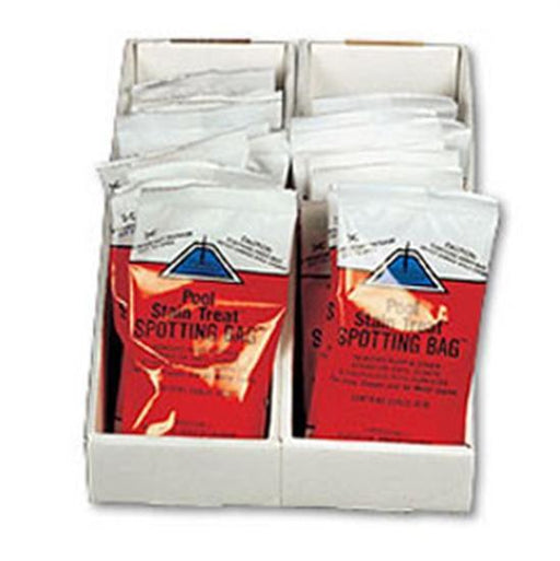 Pool Stain Treat Spotting Bag 4oz - 6pk-Aqua Supercenter Outlet - Discount Swimming Pool Supplies