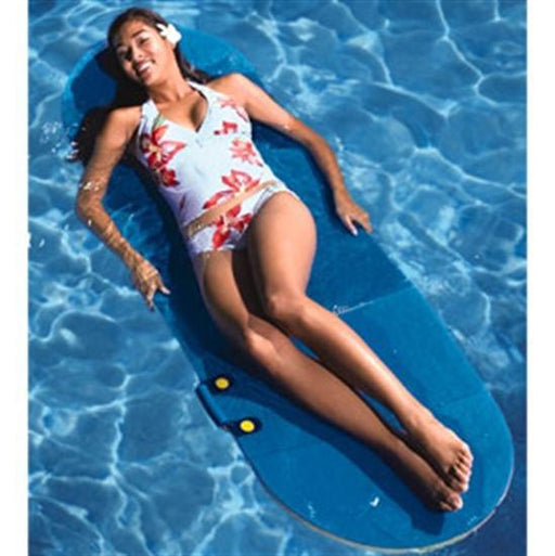 Poolmaster Splash Mat Aqua Floating Mattress-Aqua Supercenter Outlet - Discount Swimming Pool Supplies