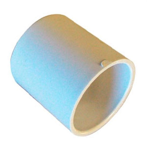 "PVC Couplers Slip 1.5"" -25 Pack-Aqua Supercenter Outlet - Discount Swimming Pool Supplies"