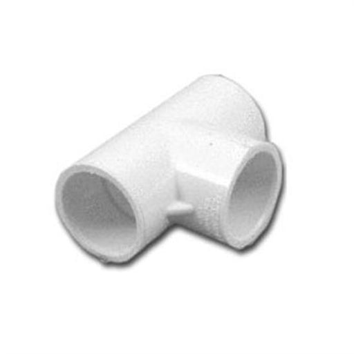 "PVC Tees Slip Fitting 1.5"" -25 Pack-Aqua Supercenter Outlet - Discount Swimming Pool Supplies"