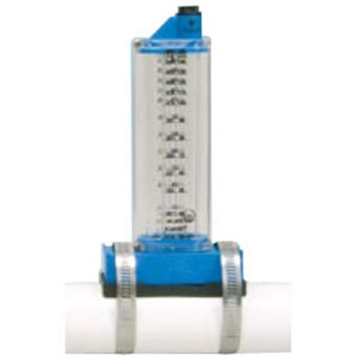 "RolaChem 1-1/2"" Top Mount Flowmeter-Aqua Supercenter Outlet - Discount Swimming Pool Supplies"