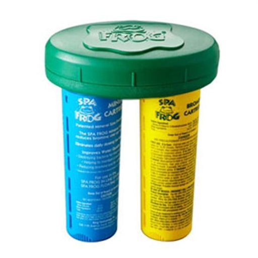 Spa Frog Floating System Minerals-Bromine Combo - granular bromine-Aqua Supercenter Outlet - Discount Swimming Pool Supplies