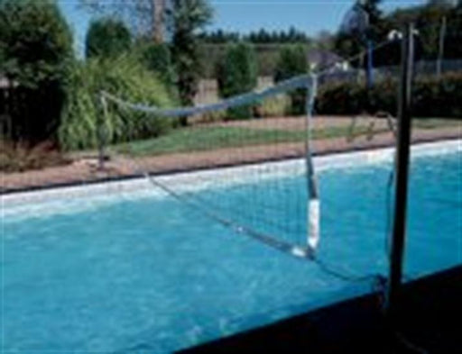 SR Smith Swim N' Spike Volleyball Game with out Net or Ball-Aqua Supercenter Outlet - Discount Swimming Pool Supplies