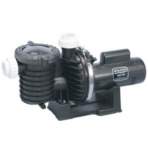Sta-Rite 1.5 HP Max-e-Pro Uprated Pump-Aqua Supercenter Outlet - Discount Swimming Pool Supplies
