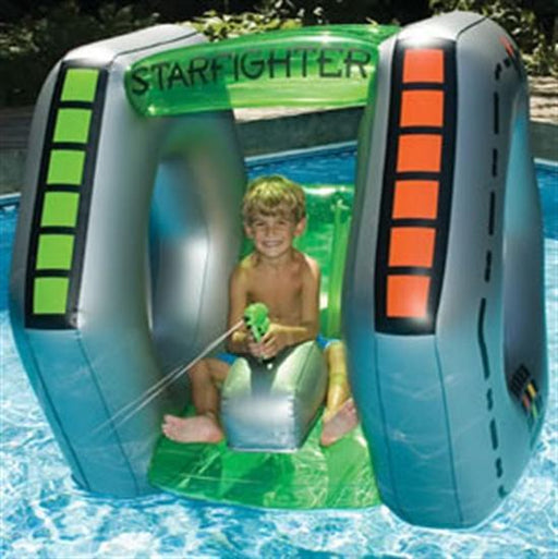 Starfighter Super Squirter-Aqua Supercenter Outlet - Discount Swimming Pool Supplies