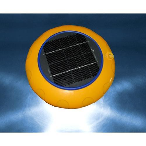 StarShine Solar Floating Pool Light-Aqua Supercenter Outlet - Discount Swimming Pool Supplies