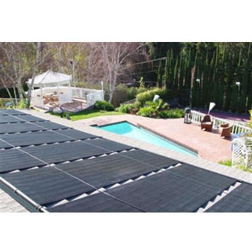 SunGrabber Deluxe Solar System (4) 2' x 12' Panels w- System Kit - Vertical Mount-Aqua Supercenter Outlet - Discount Swimming Pool Supplies