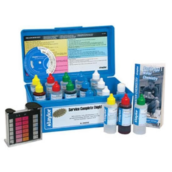 Taylor Commercial Liquid DPD Test Kit With 2 oz Reagent-Aqua Supercenter Outlet - Discount Swimming Pool Supplies