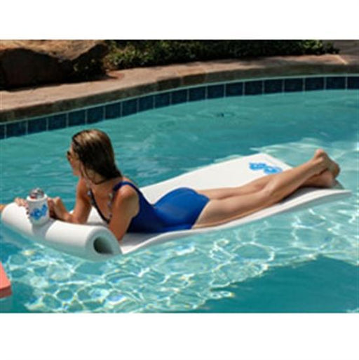 Texas Recreation Kool Float - White-Aqua Supercenter Outlet - Discount Swimming Pool Supplies