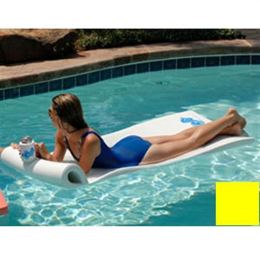 Texas Recreation Kool Float - Yellow-Aqua Supercenter Outlet - Discount Swimming Pool Supplies