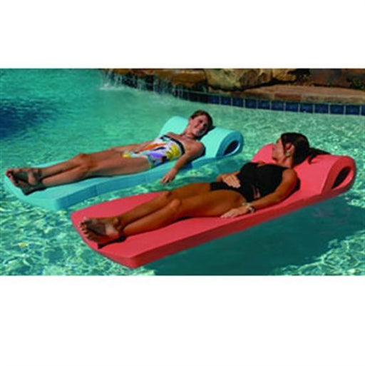 Texas Recreation Ultra Sensation Pool Float - Coral-Aqua Supercenter Outlet - Discount Swimming Pool Supplies