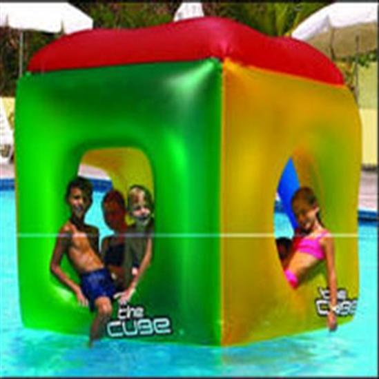 The Cube Deluxe-Aqua Supercenter Outlet - Discount Swimming Pool Supplies