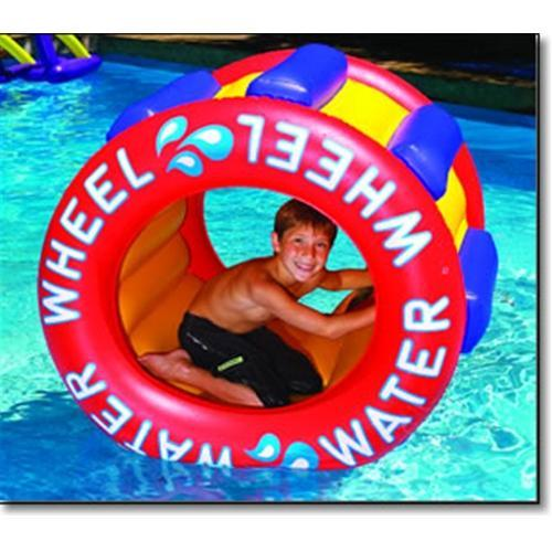 The Inflatable Water Wheel-Aqua Supercenter Outlet - Discount Swimming Pool Supplies