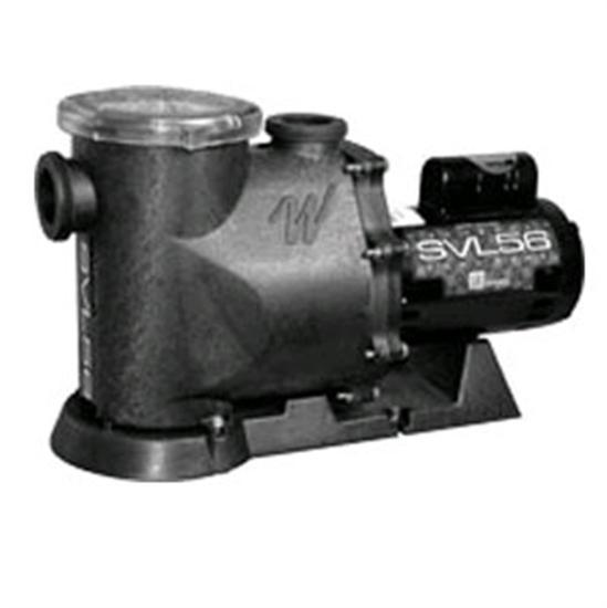Waterway In-Ground Pool Pump 1 1/2 HP-Aqua Supercenter Outlet - Discount Swimming Pool Supplies