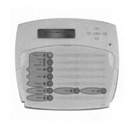 White Wired Remote Display - keypad for PS-8 -AQL2-WW-PS-8-Aqua Supercenter Outlet - Discount Swimming Pool Supplies
