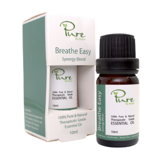 Breathe Easy Synergy Blend HWC Australia