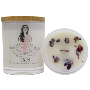 Calm Yoga Jar Candle HWC Australia