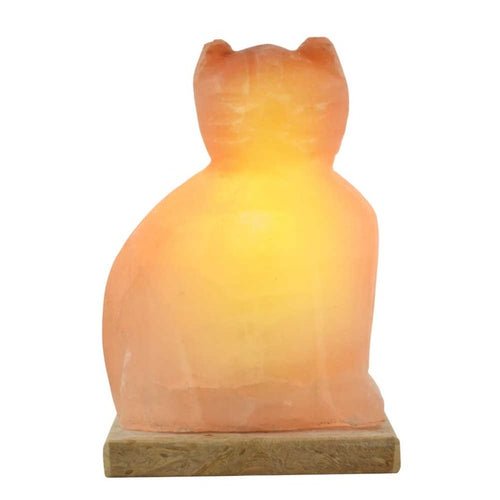 Cat Salt Lamp HWC Australia
