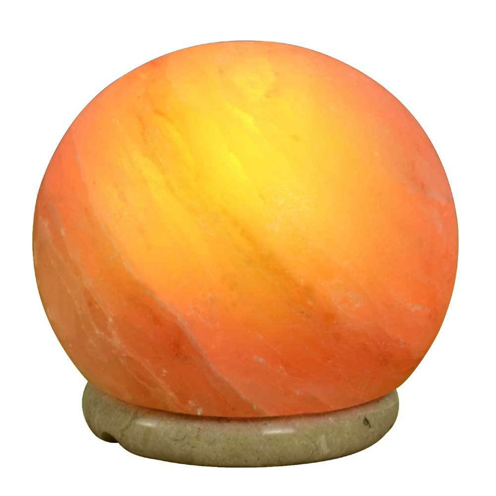 Large Sphere Salt Lamp HWC Australia
