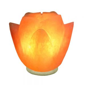 Lotus Salt Lamp hwc Australia
