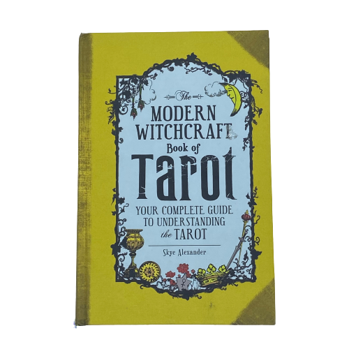 Modern Witchcraft Book of Tarot HWC Australia