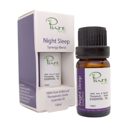Night Sleep Synergy Blend HWC Australia