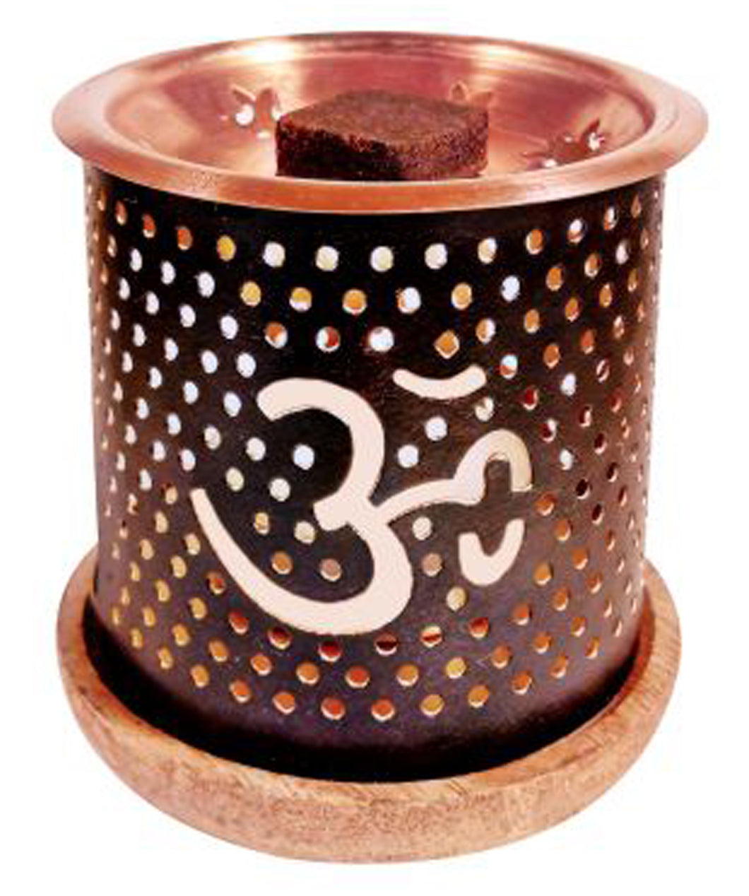 Om Brick Incense Burner