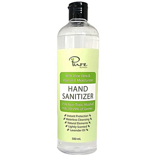500ml Pure Hand Sanitizer HWC Australia