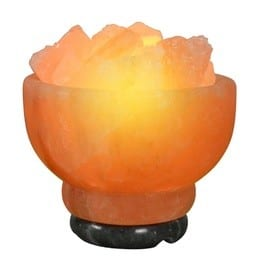 Fire Bowl Salt Lamp HWC Australia
