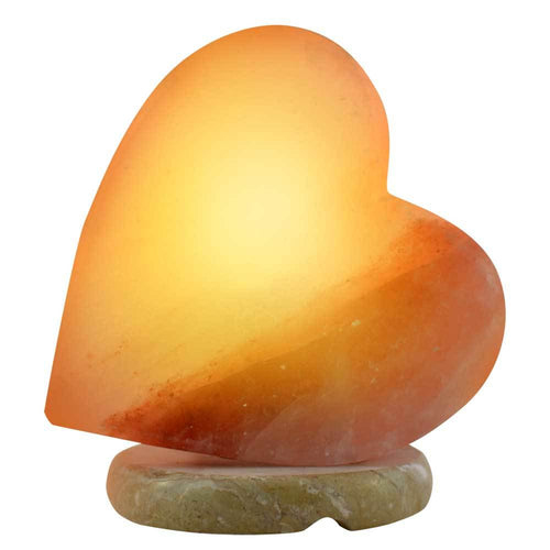 Salt Lamp Heart HWC Australia