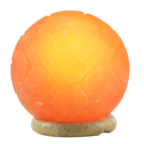 Soccer Ball Salt Lamp hwc Australia