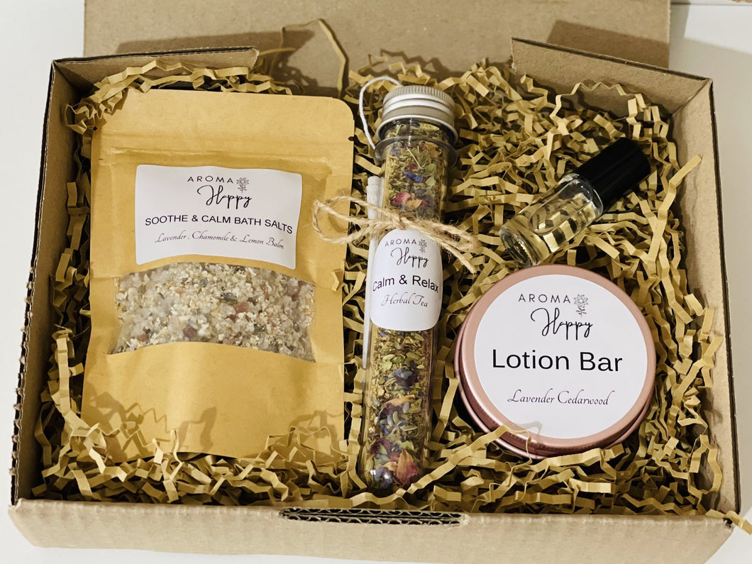 Soothe & Calm Bath Gift Box