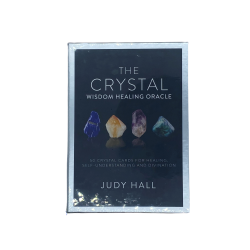 The Crystal wisdom Healing Oracle HWC Australia